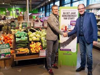 Первый в мире магазин продуктов без пластиковых упаковок открылся в Амстердаме