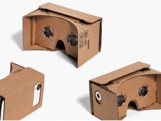 Гофрокартон на страже новых технологий виртуальной реальности