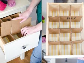 Самые нестандартные идеи, как применить картонную коробку