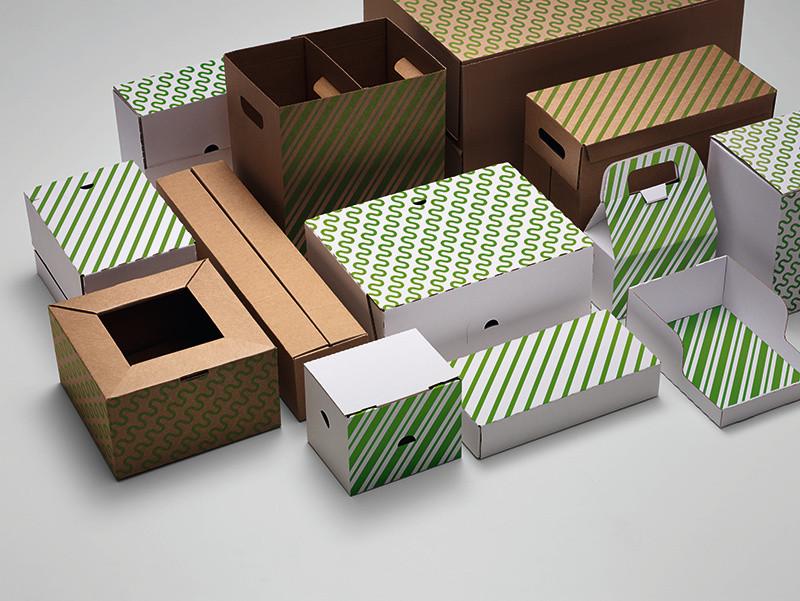 Компания Смарт Картон предлагает печать на упаковке из гофрокартона