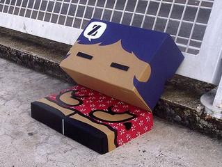 Самые веселые картонные коробки