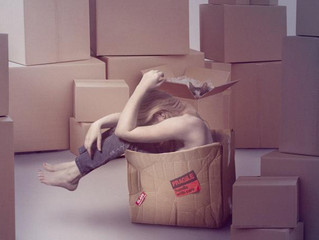Первое правило переезда в Москве - купить картонные коробки!