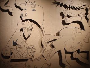 В «Ночь музеев» посетителей заманили в лабиринт