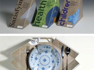 Самые веселые инновационные упаковки из гофрокартона в мире