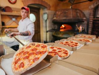 Почему у круглой пиццы - квадратная коробка?