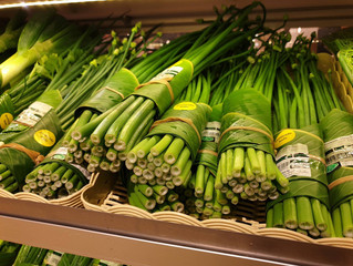 Новый тренд сезона - упаковка из банановых листьев!