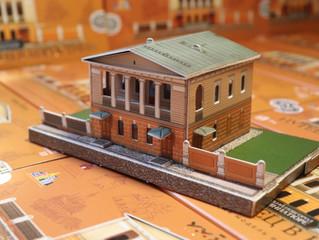 Картонный дворец теперь сможет собрать любой школьник