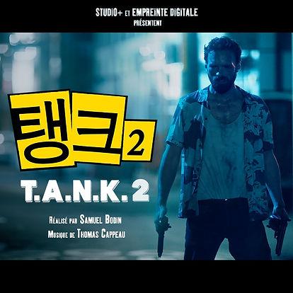 TANK - Saison 2 Cd Cover