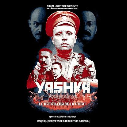 Yashka Cd Cover