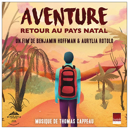 Aventure Cd cover