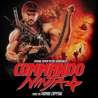 Commando Ninja Cd Cover