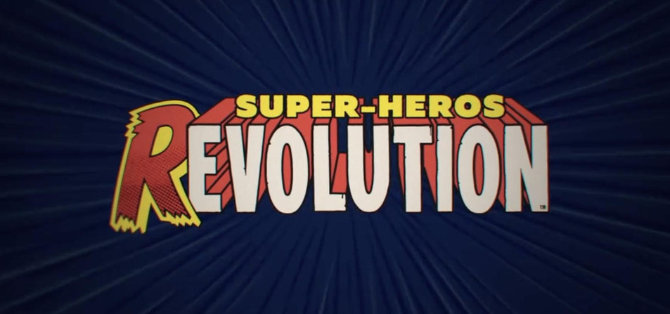 Super-Heros Révolution