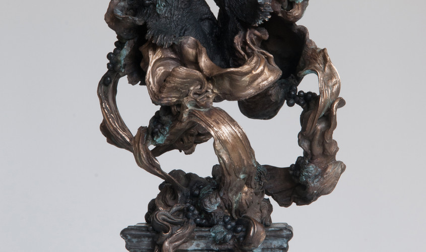 Rococo Uncanny (reverse view)
