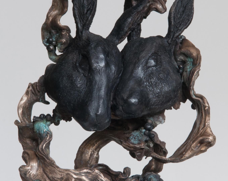 Rococo Uncanny (detail)