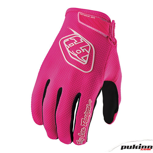 TLD AIR GLOVE FLO PINK YOUTH