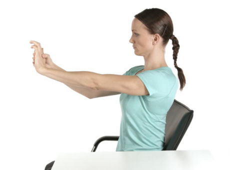 5 Hand and Wrist Stretches You Can Do at Home
