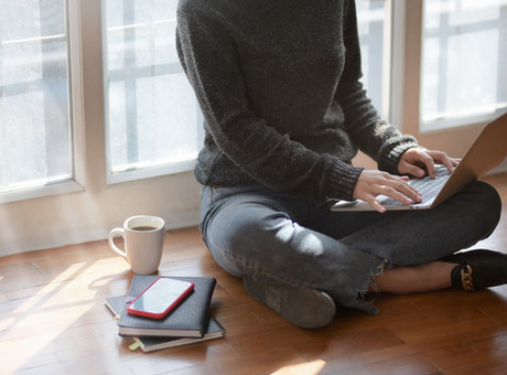 How to prevent back pain while working from home?