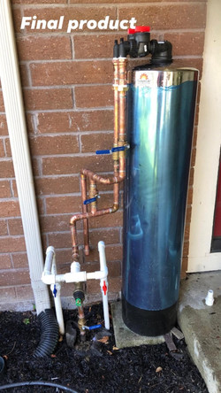 Whole-House Filtration install