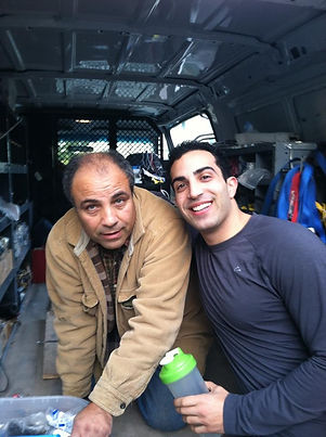 Rafi & Aaron