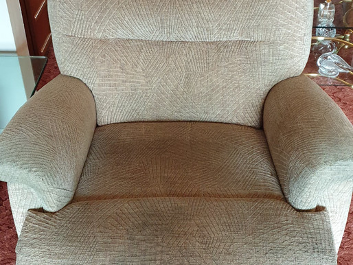 Tell me about upholstery cleaning