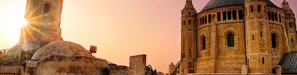 Dormitio-Abtei Jerusalem