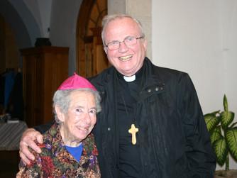 Bischofsgruppe besucht deutsche Einrichtungen im Heiligen Land