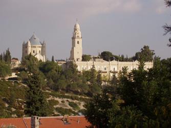 Große Koalition will Sanierung der Dormitio-Abtei fördern