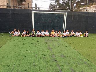 Youth at risk - House of Grace, Haifa