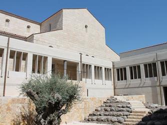 Tabgha-Prior: Klosterneubau ist erdbebensicher