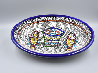 Neu: Hochwertige Keramik im Heilig-Land-Laden