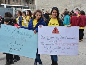 Schmidt-Schule Jerusalem: Jeder Tag ist Frauentag