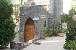 Anlage mit Kapelle