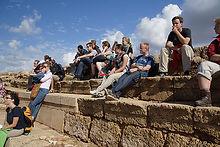 Studienjahr Dormitio, Jerusalem, Israel, Palästina, Heiliges Land