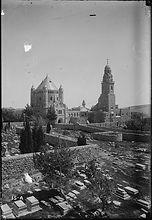 Dormitio-Abtei, Jerusalem, Israel, Palästina, Heiliges Land