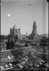 Dormitio-Abtei, Jerusalem