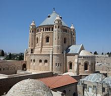Dormitio-Abtei Jerusalem, Heiliges Land