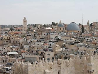 Älteste 'Jeruschalaim'-Inschrift in Jerusalem gefunden