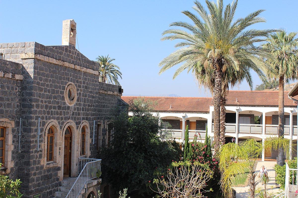 Pilgerhaus mit Kapelle