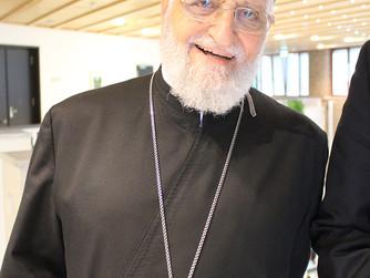 Patriarch Laham tritt zurück