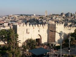 Aussicht auf Damaskustor
