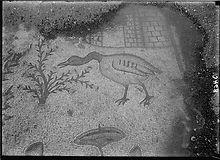 Bodenmosaik Tabgha, Galiläa, Israel, Palästina, Heiliges Land