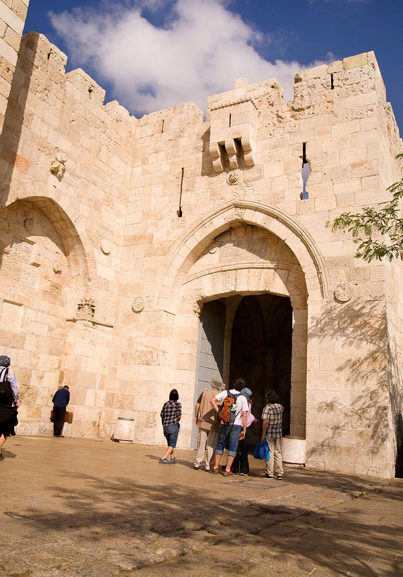 Das Jaffa-Tor    Foto: Noam Chen/Go Israel