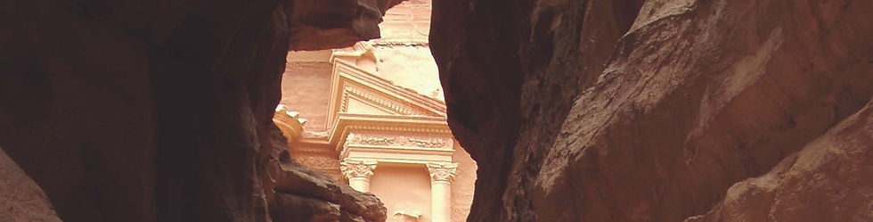 """""""Das Heilige Land"""" Thema Jordanien"""