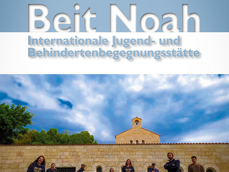 """Jahresbericht des """"Beit Noah"""""""