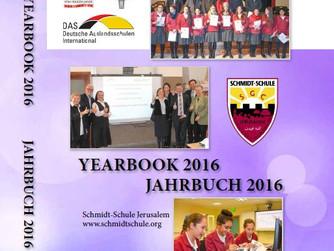 Schmidt-Schule veröffentlicht Jahrbuch