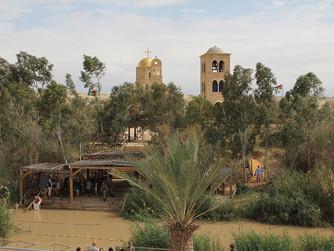 Der Jordan – Fluss des Friedens?
