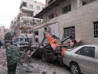 Georges Aboud berichtet aus Damaskus