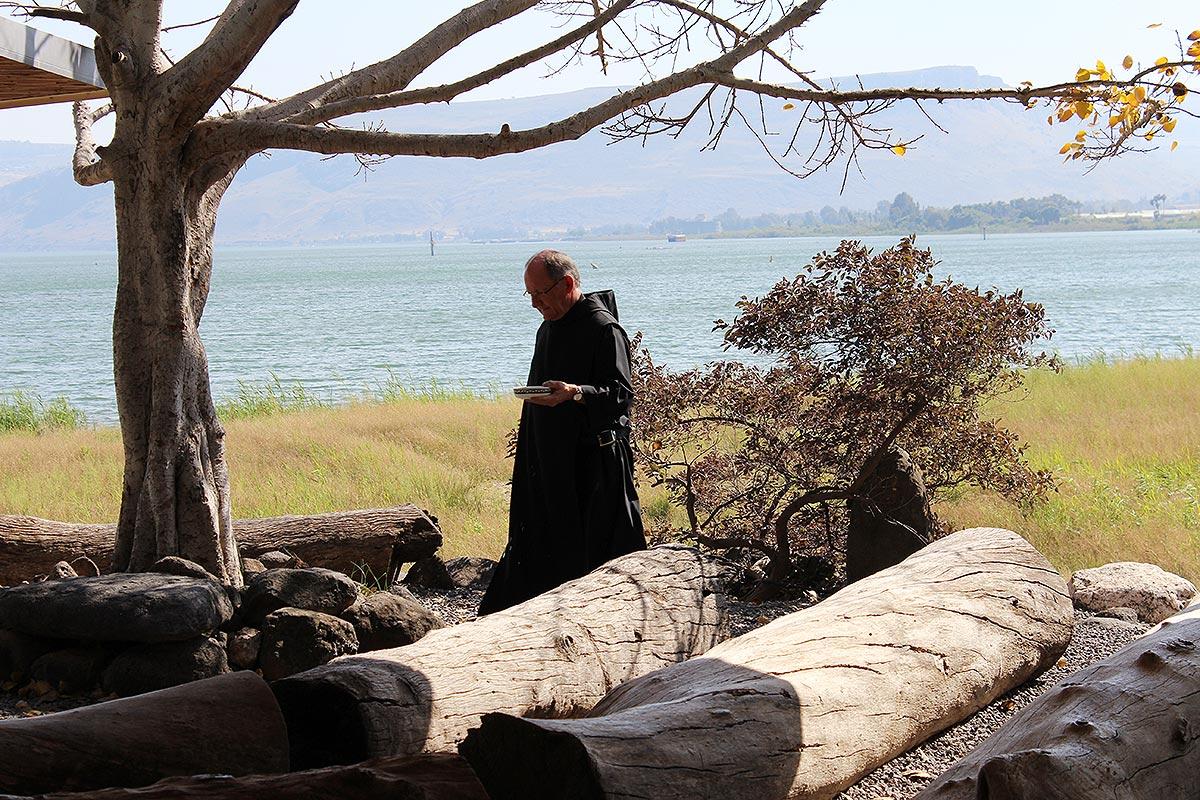 Pater Jonas an Dalmanuta