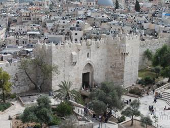 Zur Situation in Jerusalem