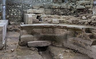 Sensationsfund in Jerusalem: Römisches Theater freigelegt